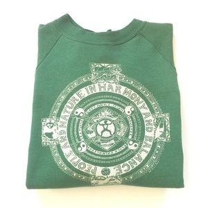 ☯️ Vintage Nature Sweatshirt